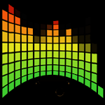 VR Music Visualizer 360 Icon