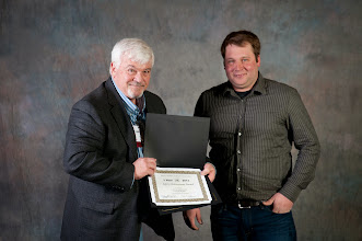 Photo: 1-Year Safety Award | Cave Quarries, Inc. - Cave and Calcar Quarries, Ben Knies