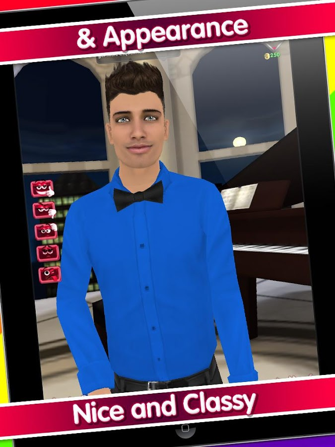 My Virtual Gay Boyfriend Free- screenshot