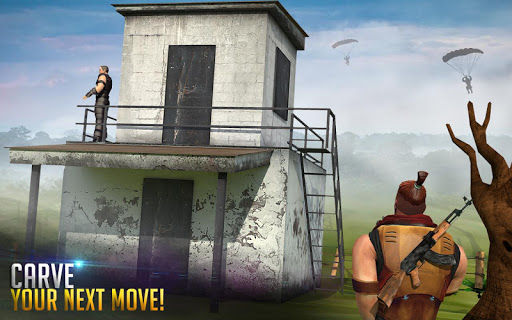Battle Royale Grand Mobile Pacific Fort Craft V2 1.1 screenshots 4