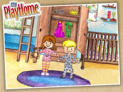 لعبة ماي بلاي هوم My PlayHome Play مهكرة Mod 1