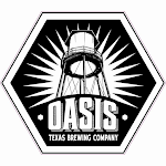 Logo of Oasis Texas You May All Go To Helles, I Will Go To Texas