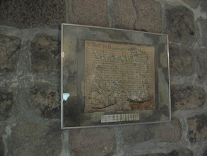 Photo: Muzeum w podziemiach. Akt nadania dóbr przez Mieszka III Starego z 1145 r. (falsyfikat trzemeszeński)