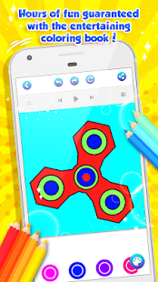 Download Fidget Spinner Coloring Book Free App For PC Windows And Mac Apk Screenshot 5