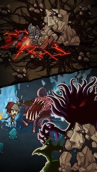 The Greedy Cave- screenshot thumbnail