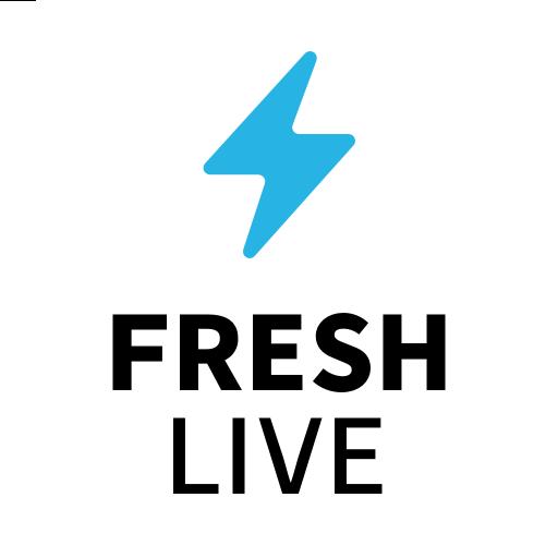 FRESH LIVE - ライブ配信サービス