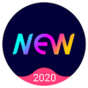 New Launcher 2020 themes, icon packs, wallpapers
