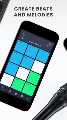 Hip Hop Drum Pads 24 - Music Maker Drum Pad screenshot 2