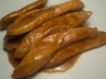 Chicken Spareribs Recipe
