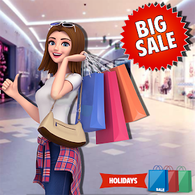 Black Friday Sale Supermarket 3D: Shopping Games
