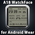 A18 WatchFace for Android Wear icon