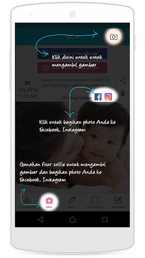 BABYFIE INDONESIA screenshot