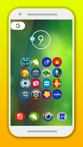 Flox - Icon Pack Aplicaciones para Android screenshot