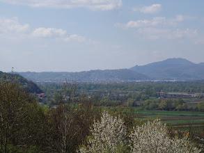 Photo: pogled na Svetonedeljski breg, Okić i Plešivicu sa zapadnog dijela Medvednice