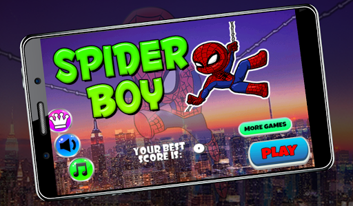 Spider Boy 15 screenshots 1