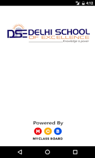 DSE Parent Portal- screenshot thumbnail