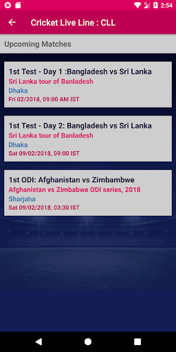 Cricket Live Line : CLL (Fastest App in The World) screenshot 7