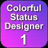 Colorful Status Designer 1
