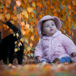 Mara by Sava Leonard - Uncategorized All Uncategorized ( cat, black, portrait, photography, child )