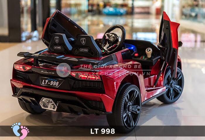 Xe hơi điện đồ chơi trẻ em LT-998 6