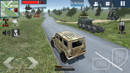 Offroad Simulator Online: 8x8 & 4x4 off road rally  screenshots 15