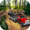 Dino Truck Transport : Angry Dinosaur  Capture
