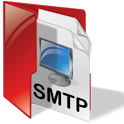 Simple SMTP server icon