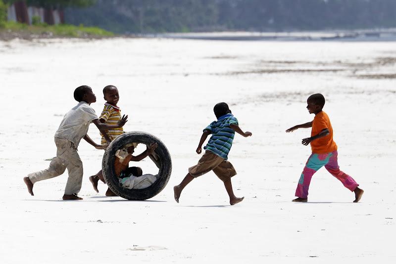 Giochi in spiaggia di David Marrone