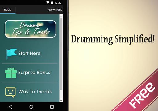 Drummer Tips Tricks