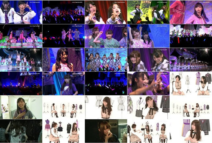 140226 乃木坂46 1ST YEAR BIRTHDAY LIVE 2013.2.22 MAKUHARI MESSE
