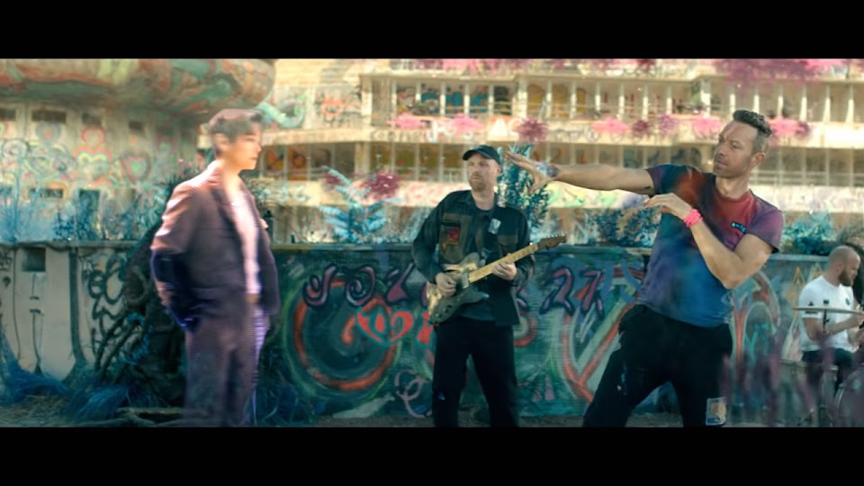 Coldplay X BTS - My Universe (Official Video) 1-28 screenshot