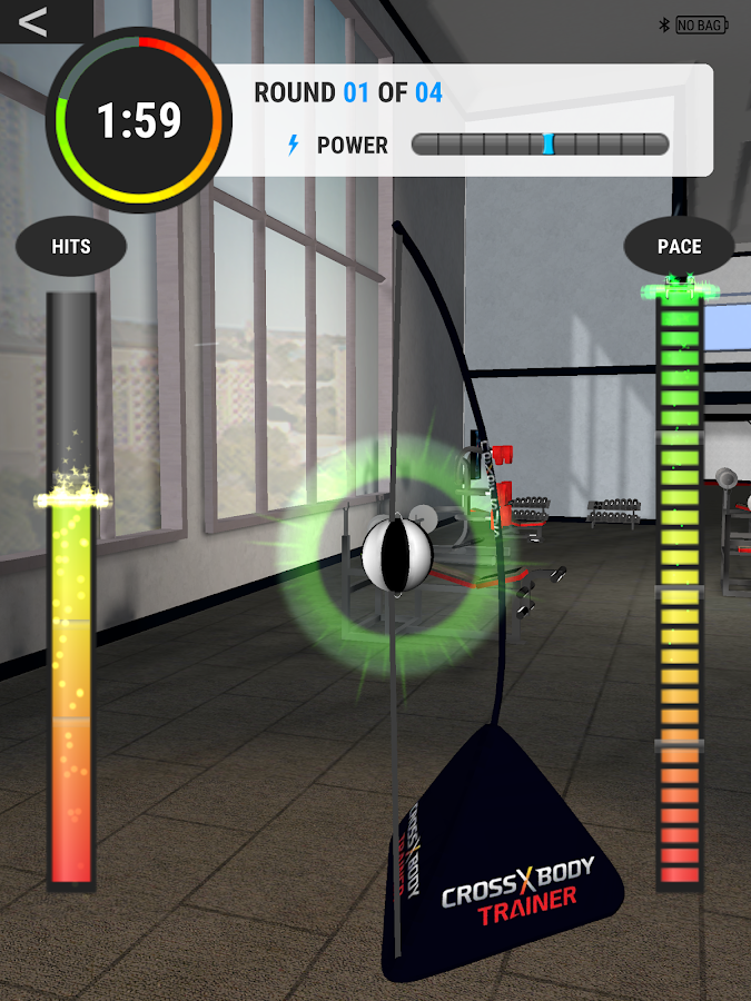 Cross Body Trainer- screenshot