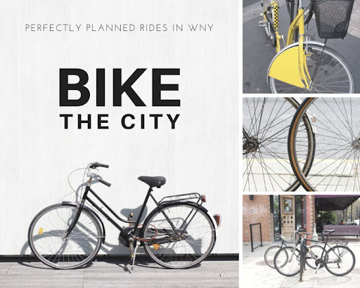 6 Perfectly Planned WNY Bike Rides