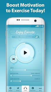Enjoy Exercise Hypnosis - Workout Motivation - náhled