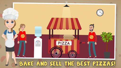 Pizza Inc: Pizzeria restaurant tycoon delivery sim screenshots 3