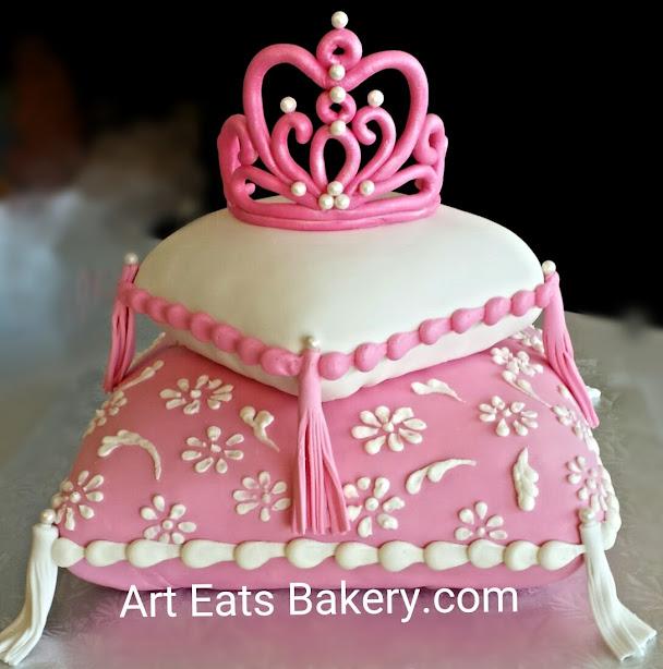 Specialty Girl S Birthday Cake Art Eats Bakery Taylor