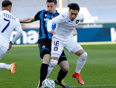 Anderlecht et Bruges partagent l'enjeu au Jan Breydel