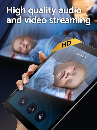 BabyCam: Baby Sleep Monitor & Nanny Cam - 3G, Wifi  screenshots 7