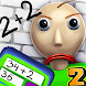 Education And Learning Math In School Horror Game