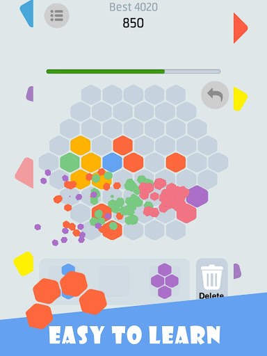 Hex Puzzle - Super fun 1.7.7 screenshots 7