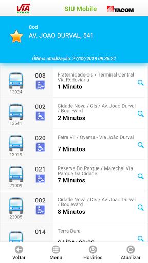Siu Mobile Feira de Santana  screenshots 1