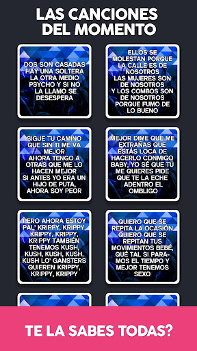Adivina la Canción de Trap | Reggaeton Latino