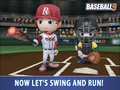 BASEBALL 9 MOD Apk 1.3.5 (Unlimited Gems/Coins/Energy) 9