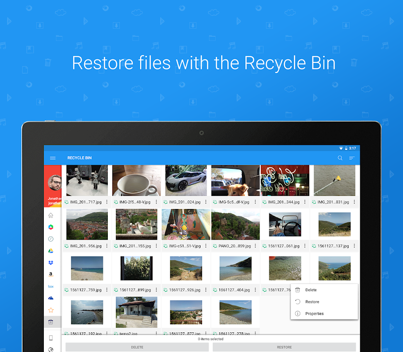 File Commander Cloud & File Manager – 5GB Free Screenshot 10