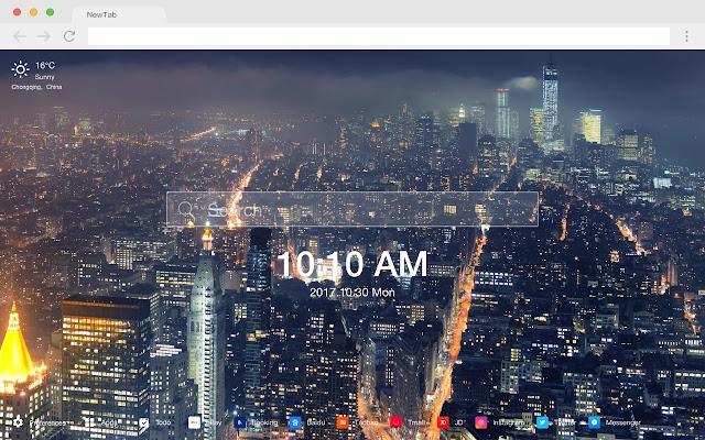USA New Tab Page HD Wallpapers Themes