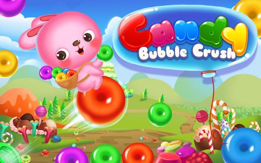Candy Bubble Crush