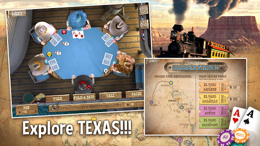 TEXAS HOLDEM POKER OFFLINE 3.0.12 Mod screenshots 4