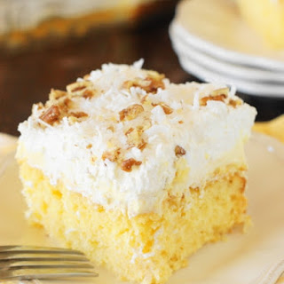 Hawaiian Cakes Recipes.