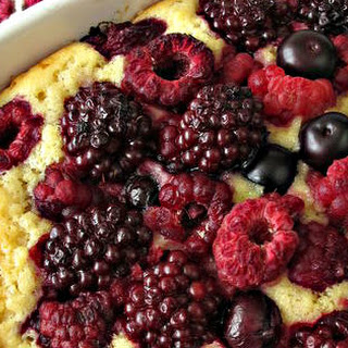 Berry Butter Cake