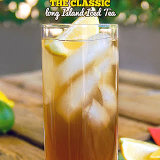 Tequila Iced Tea Drinks Recipes.